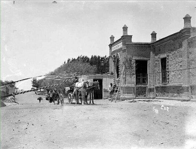 100 سال پیش یک پاسگاه در جاده کرج