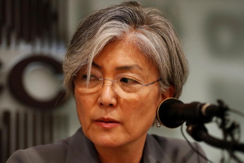کره جنوبی خواهان معافیت از تحریم های ضد ایرانی واشنگتن شد