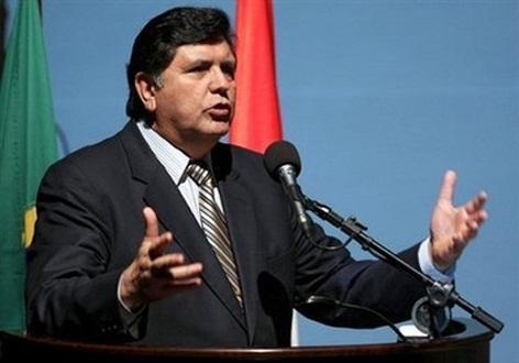 اروگوئه درخواست پناهندگی رئیس جمهور سابق پرو را رد کرد