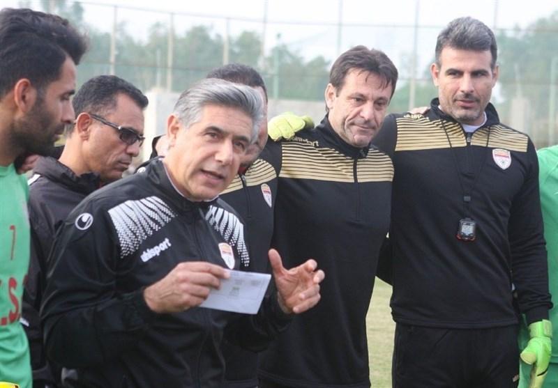 ابراهیم میرزاپور: قطبی مربی ای نیست که از یاری هایش مشورت نگیرد، می توانیم در بین 4 تیم اول قرار بگیریم