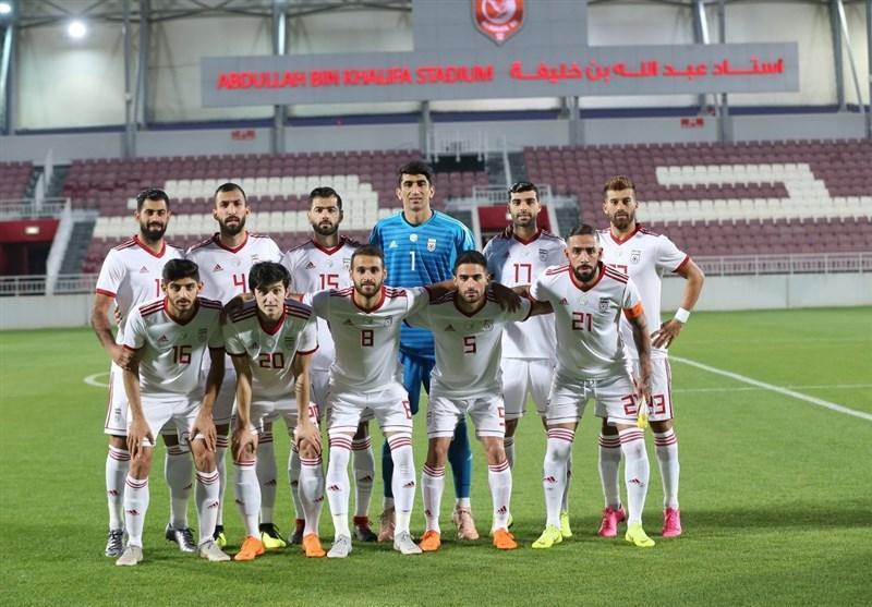 بازیکنان تیم ملی در جلسه بررسی قطر شرکت کردند