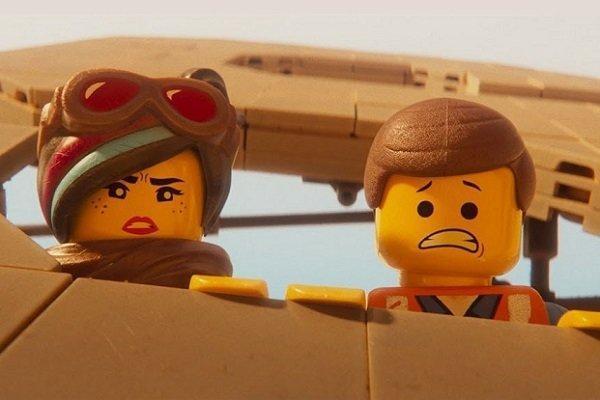 باکس آفیس ، فیلم لگو2 وارد بازار شد