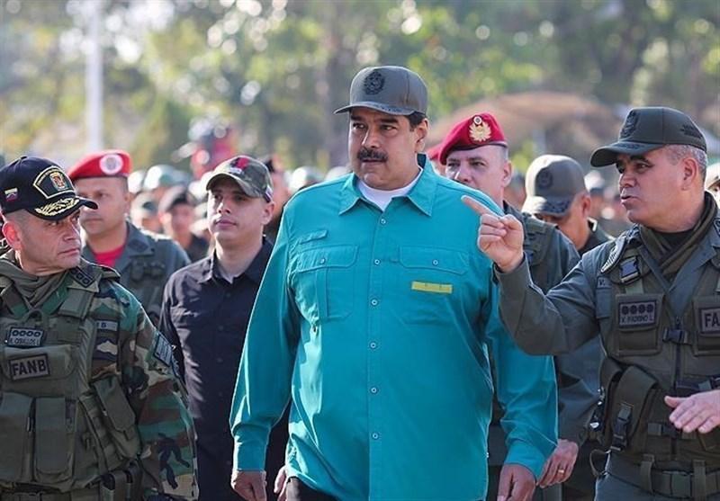 دستور مادورو برای گسترش نیروهای شبه نظامی حامی دولت
