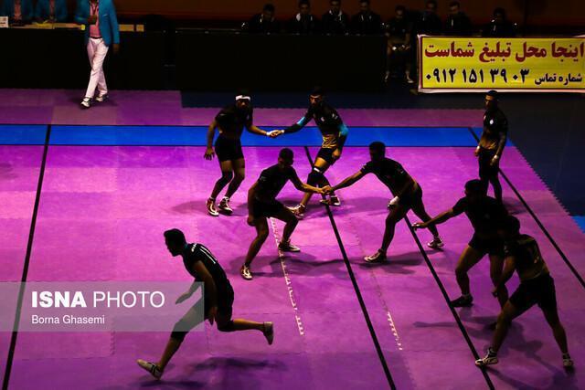 احتمالی برگزاری مسابقات کبدی جوانان دنیا در خوزستان