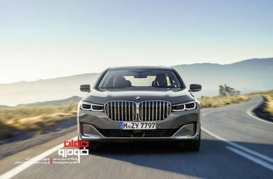 BMW سری 7 مدل 2019؛ همان قبلی با یک دماغ بزرگتر!