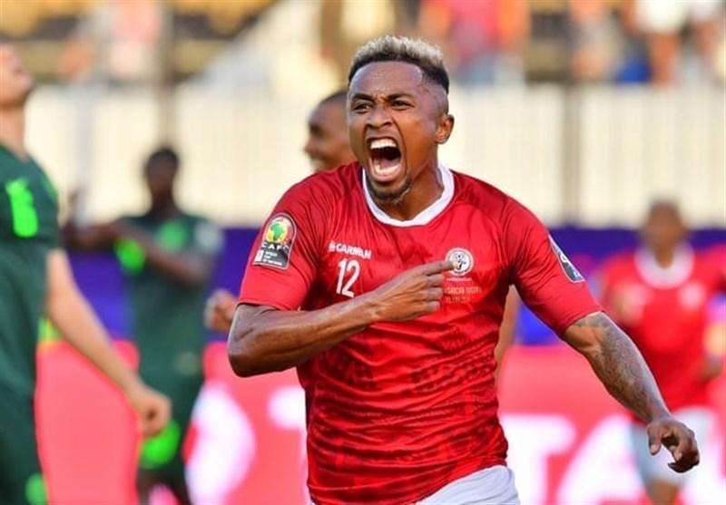 جام ملت های آفریقا، ماداگاسکار به عنوان سرگروه صعود کرد