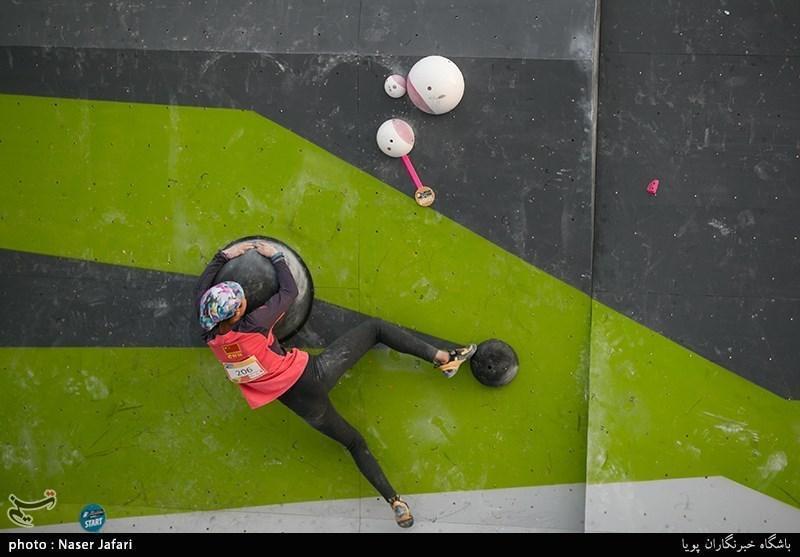 سهمیه جهانی بانوی سنگنورد ایران تأیید شد