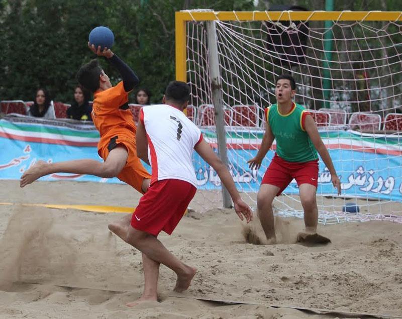 برنامه مسابقات هندبال ساحلی نوجوانان آسیا اعلام شد