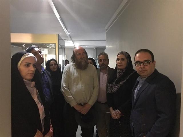 آثار بازگشته از موزه بزرگ خراسان در موزه رضا عباسی بازنمایی شد