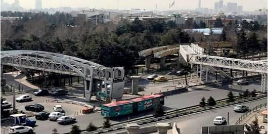 پل تقاطع غیر همسطح بزرگراه شهید چمران افتتاح می گردد