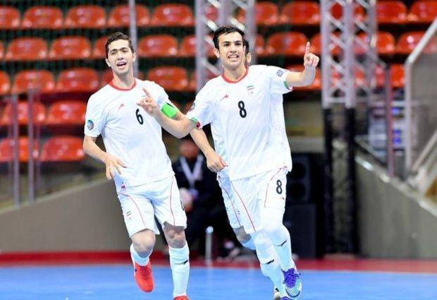 تیم ایران با شکست لبنان راهی نیمه نهایی شد، یک گام تا المپیک