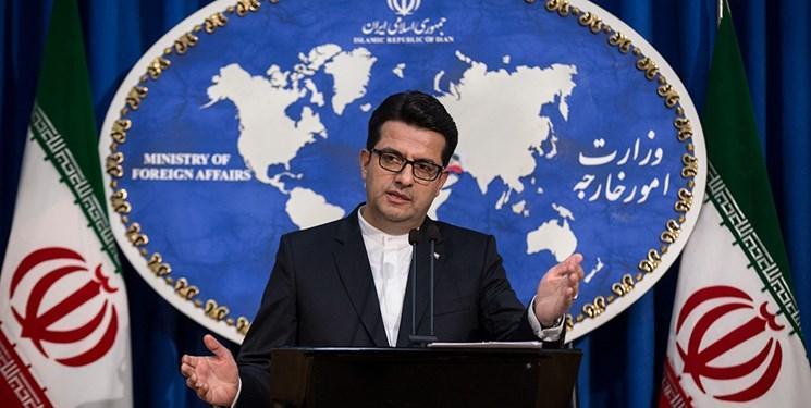 پاسخ موسوی به واکنش دولت آمریکا در پی تحریم بنیاد FDD