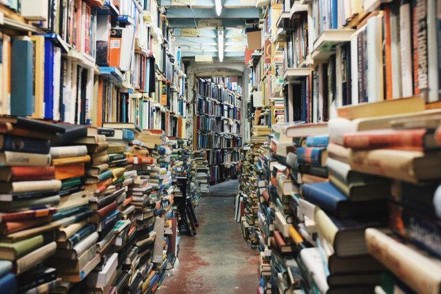 کتابخانه ای که به همت رفتگران شکل گرفت