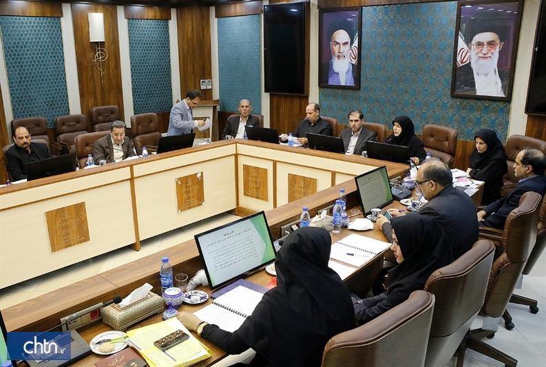 5 پیشنهاد معاونت صنایع دستی در کمیسیون تخصصی شورای عالی تصویب شد