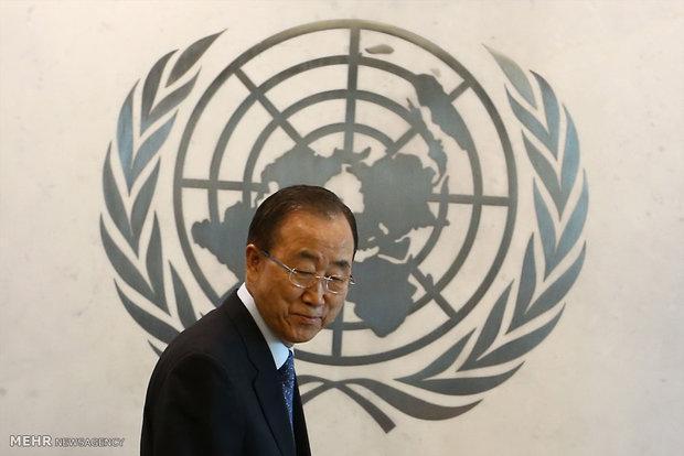 بان کی مون از کشورهای گروه هفت انتقاد کرد