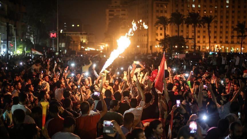 درخواست سازمان ملل از مصر برای توقف سرکوب معترضان
