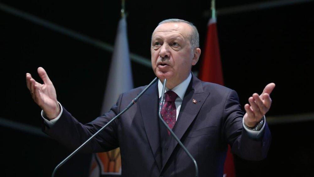 روایت اردوغان از بدعهدی آمریکا در اجرای توافق سوریه