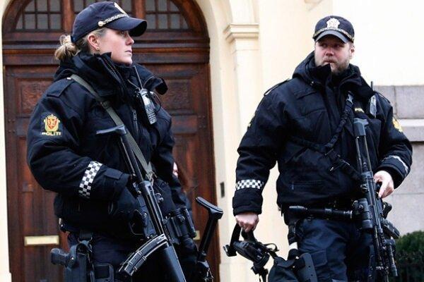 پلیس نروژ مدارس را تحت تدابیر امنیتی قرار داد