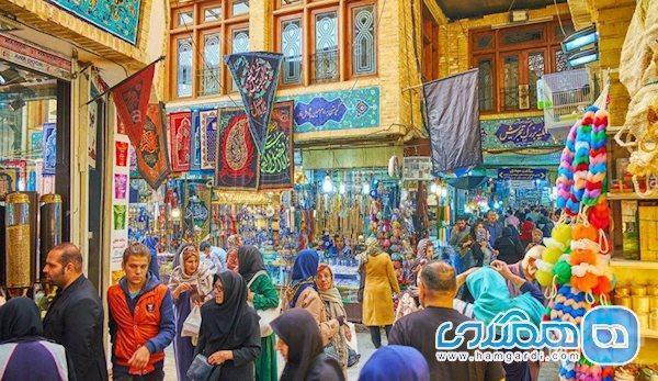 بازارهای قدیمی تهران ، معرفی بازارهای تاریخی تهران