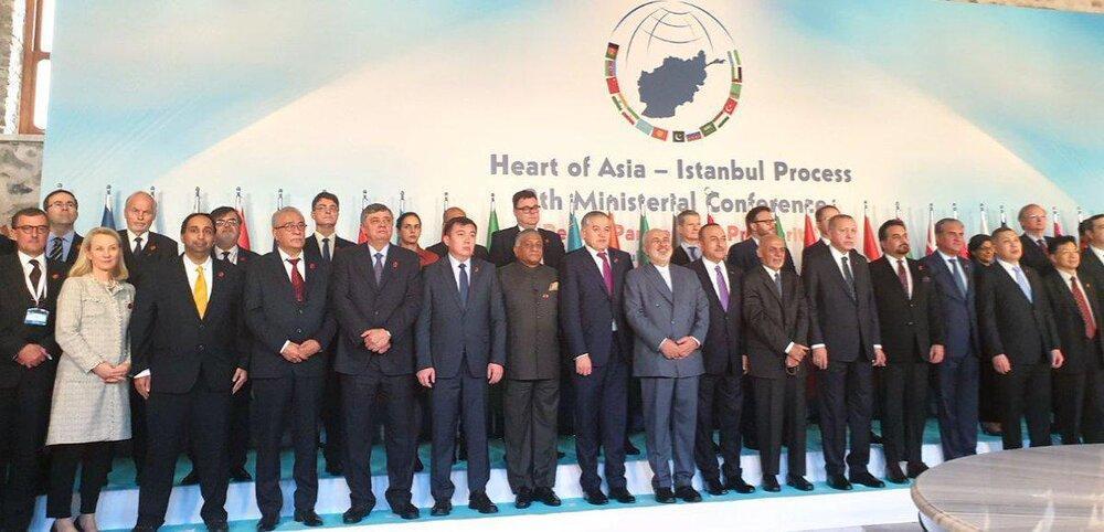 ظریف: از مذاکره افغان-افغان حمایت خواهیم کرد