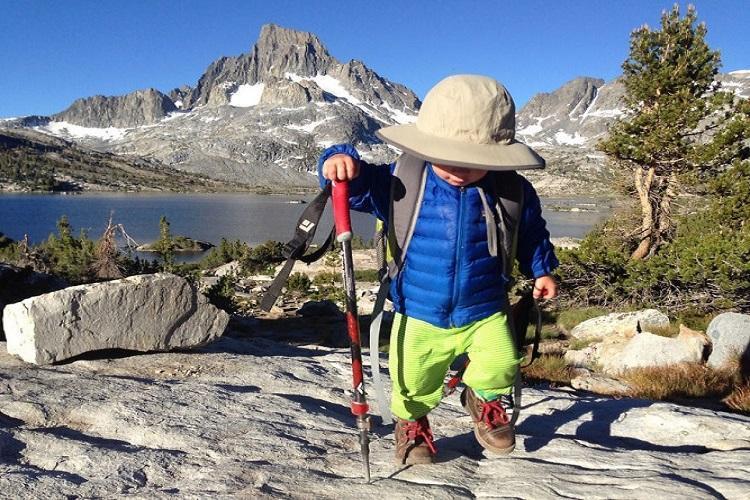 بادی بنت، توریستی دو ساله که 483 کیلومتر پیمود