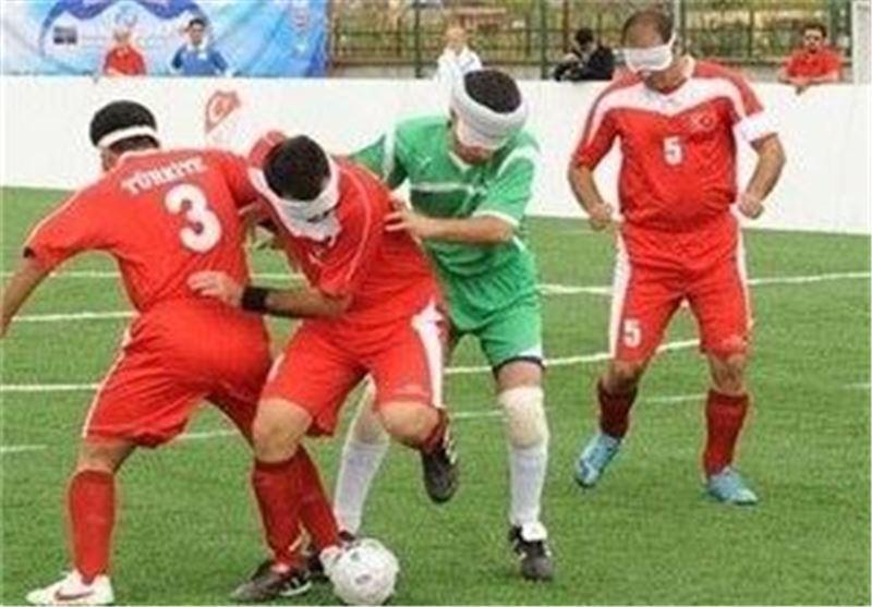 قهرمانی فارس در مسابقات فوتبال نابینایان و کم بینایان کشور