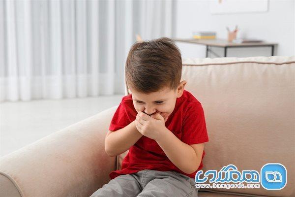 در خصوص سندرم استفراغ دوره ای در بچه ها چه می دانید؟