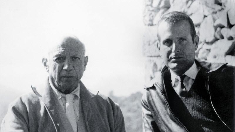 چهره شخصی و هنری پیکاسو، آنچنان که جان ریچاردسون توصیف اش می کرد