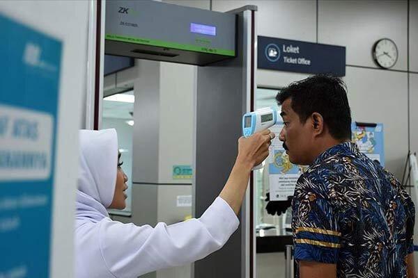 پیامدهای فاصله گذاری اجتماعی سهل گیرانه ، تجربه اندونزی