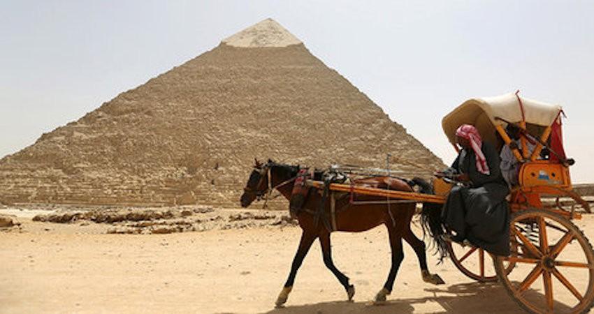 بازگشت گردشگران خارجی به مصر؛ شاید 2 سال دیگر!