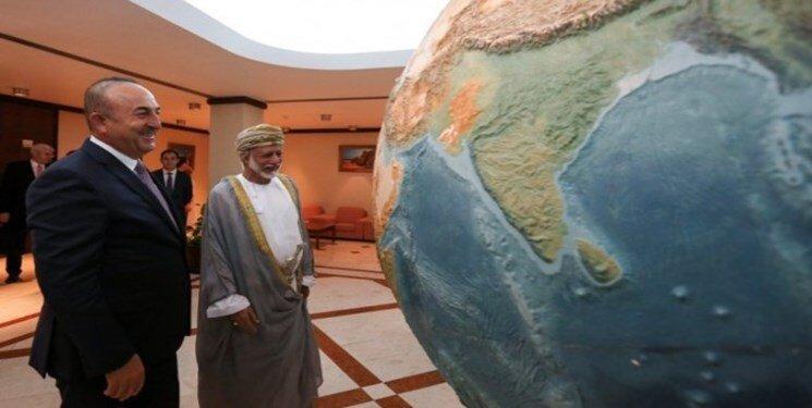 ترکیه در عمان پایگاه نظامی احداث می نماید؟