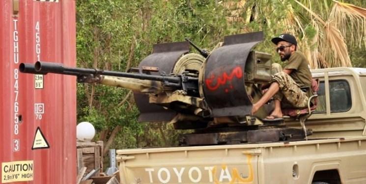 لیبی ، عقب نشینی نیروهای حفتر از شهر سرت