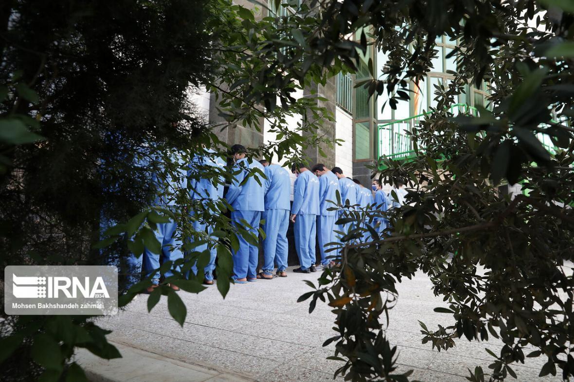 خبرنگاران پلیس جیرفت 118 متهم تحت تعقیب را دستگیر کرد