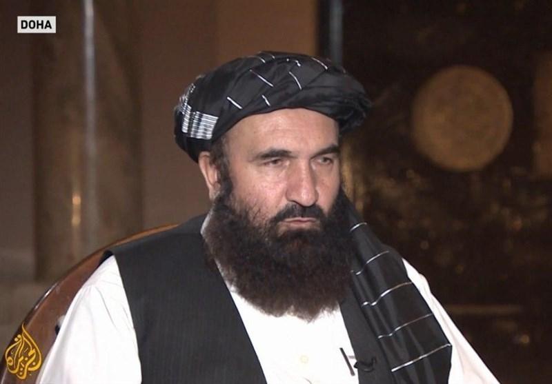 عضو دفتر سیاسی طالبان: دولت کابل خواستار ادامه حضور نظامی آمریکا است