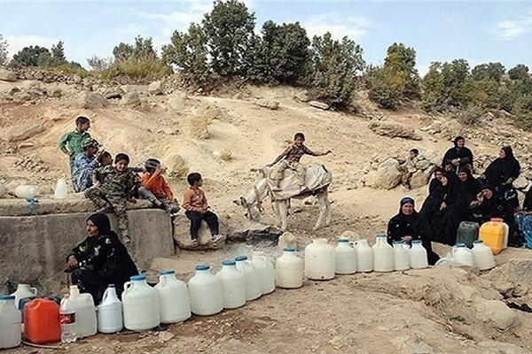 خراسان جنوبی ، فریاد بی آبی 400 روستا در روزهای کرونا