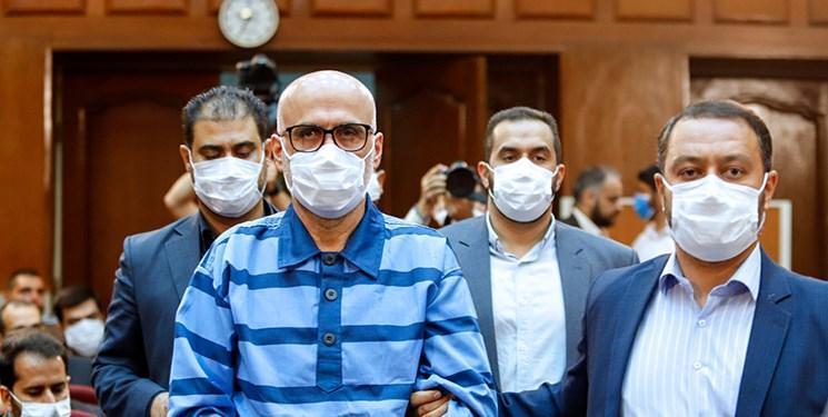 ختم رسیدگی به پرونده اکبر طبری ، طبری: تمام اتهامات را رد می کنم