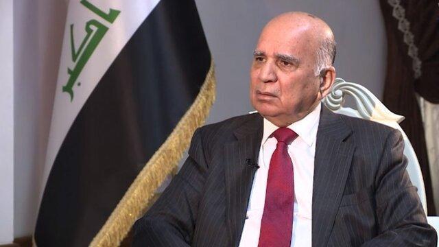 تاکید آلمان بر حمایت از عراق در سفر وزیر خارجه این کشور به برلین، فواد حسین به فرانسه می رود
