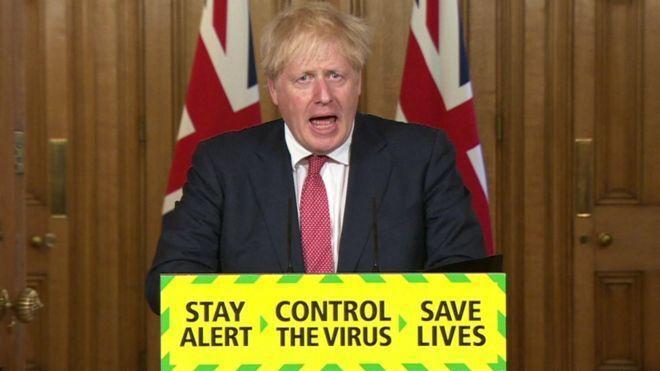 خبرنگاران نخست وزیر انگلیس: در مرحله حساس کرونایی قرار داریم