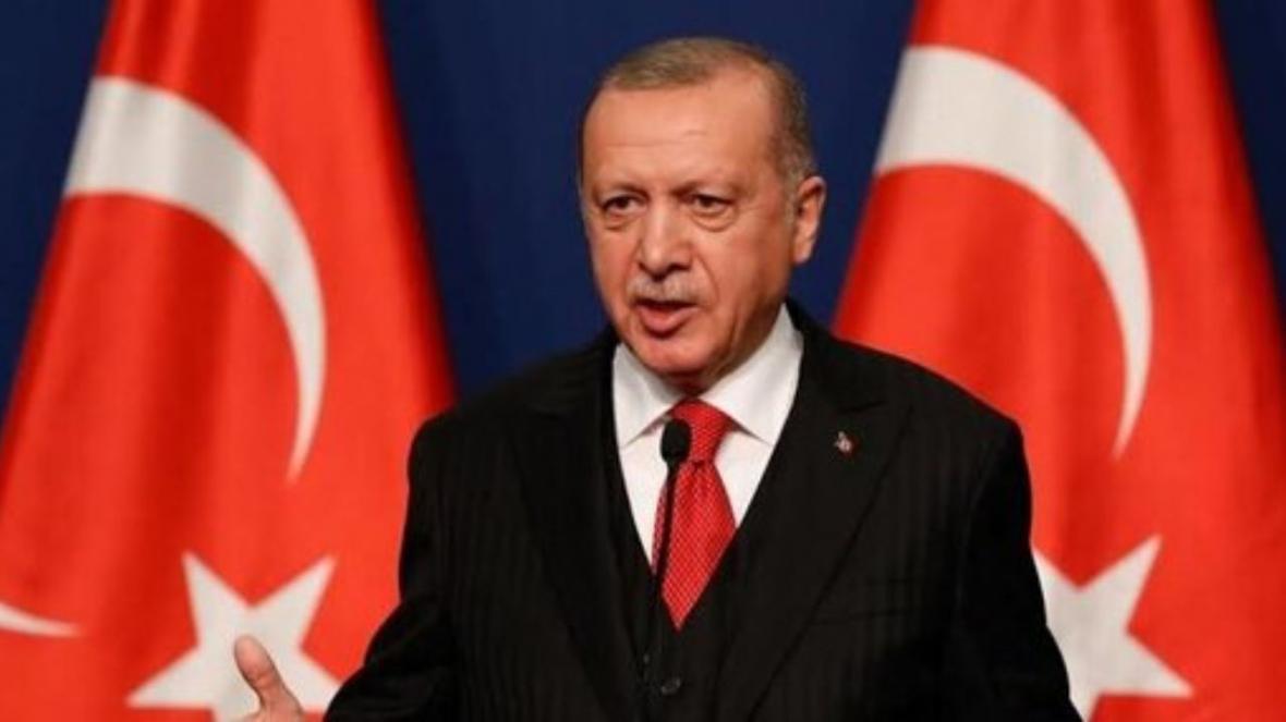 اردوغان خواهان حمایت اروپا از جمهوری آذربایجان شد