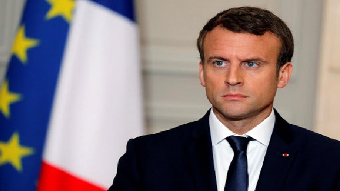 مکرون: مبارزه بی وقفه فرانسه با افراط گرایی ادامه دارد!