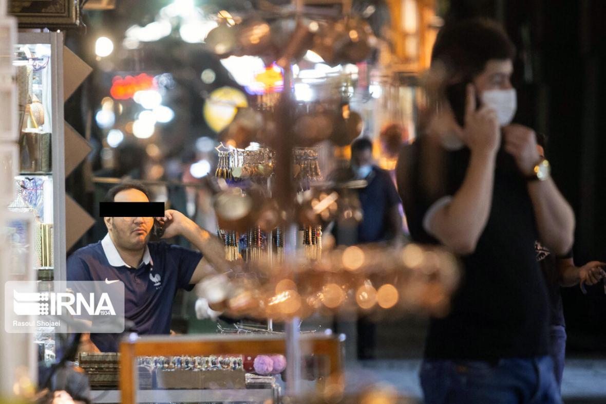 خبرنگاران دادستان دلیجان: تصاویر افراد بدون ماسک در رسانه ها منتشر می گردد