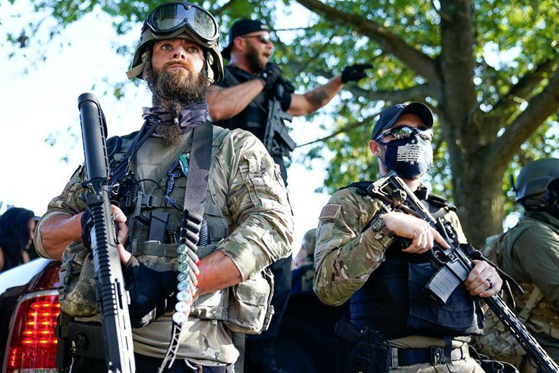 خطر بازگشت راستگرایان افراطی مسلح به امریکا
