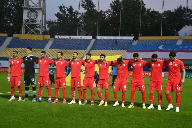 دومین حریف تدارکاتی تیم ملی فوتبال در آبان مشخص شد