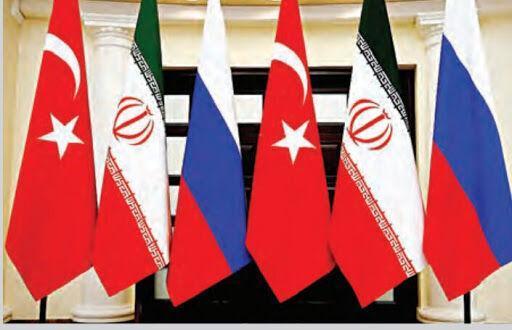 خبرنگاران روسیه و ترکیه بر هماهنگی اقدام ها در سوریه درچارچوب فرایند آستانه تاکید کردند