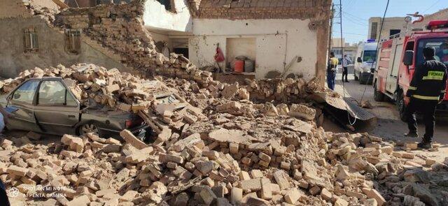 انفجار یک منزل مسکونی در شهر کرمان