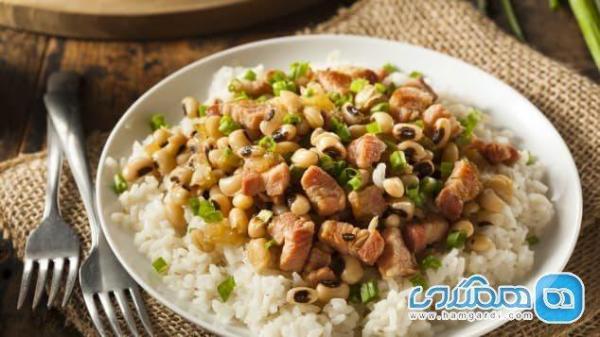 جشن شروع سال نو میلادی و دنیایی از سنت و غذاها