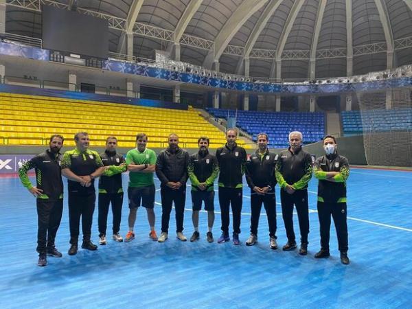 نحوه ابتلای کادر فنی تیم ملی فوتسال به کرونا تعیین شد