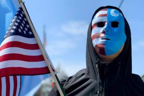 آمریکا تحریم های متقابل چین علیه مقامات خود را محکوم کرد