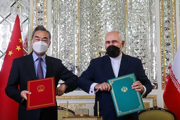 سند همکاری های 25 ساله ایران و چین امضا شد