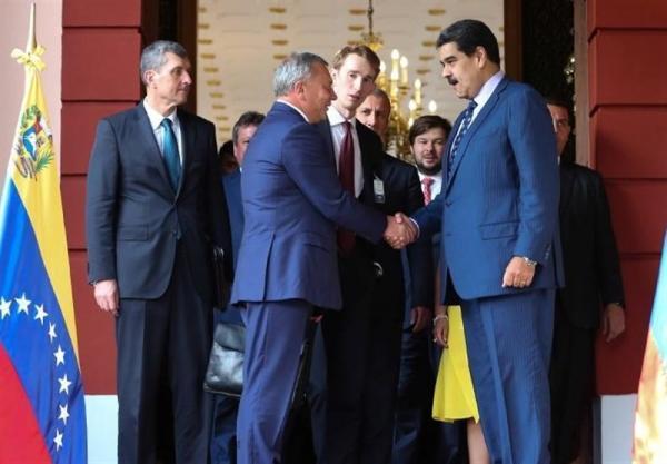توافق روسیه و ونزوئلا برای توسعه همکاری های دوجانبه